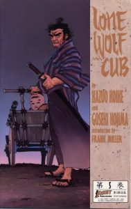 Lone Wolf and Cub #5 (1987)