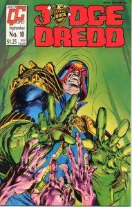 Judge Dredd #10 (1987)