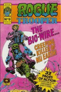 Rogue Trooper #9 (1987)
