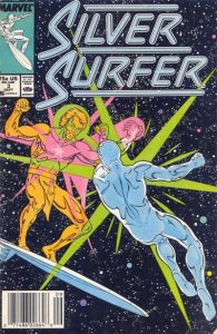 Silver Surfer #3 (1987)
