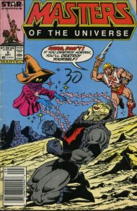 Masters of the Universe #9 (1987)