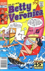 Betty and Veronica #4 (1987)