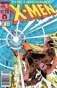 The Uncanny X-Men #221 (1987)