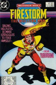 Firestorm the Nuclear Man #67 (1987)