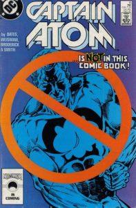 Captain Atom #10 (1987)