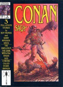 Conan Saga #5 (1987)