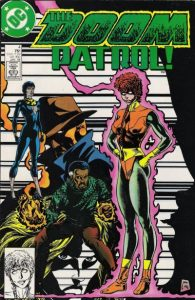 Doom Patrol #4 (1987)