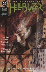Hellblazer #1 (1987)
