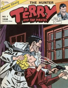 Terry and the Pirates #7 (1987)