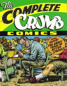 The Complete Crumb Comics #1 (1987)