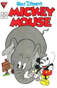 Mickey Mouse #231 (1987)