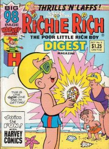 Richie Rich Digest Magazine #11 (1987)