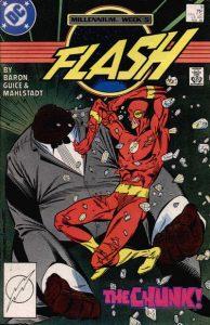 Flash #9 (1987)