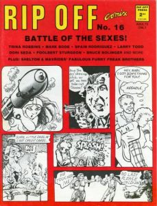 Rip Off Comix #16 (1987)