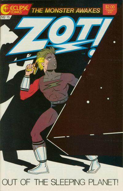Zot! #15 (1987)