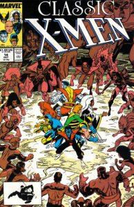 Classic X-Men #14 (1987)