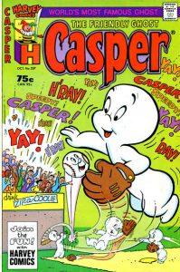 The Friendly Ghost, Casper #237 (1987)