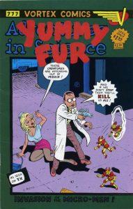 Yummy Fur #7 (1987)