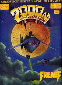 2000 AD #543 (1987)