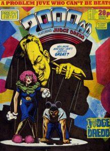 2000 AD #542 (1987)