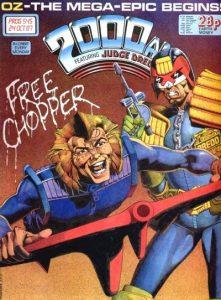 2000 AD #545 (1987)