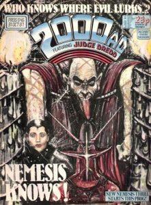 2000 AD #546 (1987)