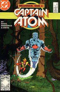 Captain Atom #11 (1987)
