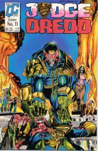Judge Dredd #11 (1987)