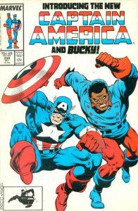 Captain America #334 (1987)