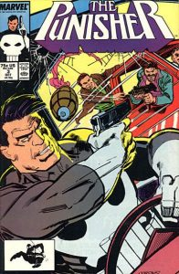 The Punisher #3 (1987)