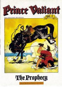 Prince Valiant #1 (1987)