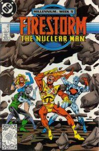 Firestorm the Nuclear Man #68 (1987)