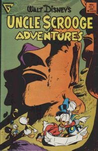 Walt Disney's Uncle Scrooge Adventures #3 (1987)