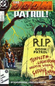 Doom Patrol #5 (1987)
