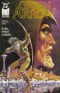 Green Arrow #1 (1987)