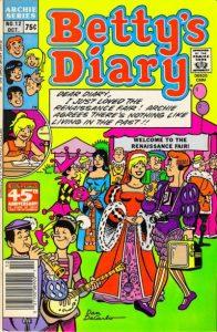 Betty's Diary #12 (1987)