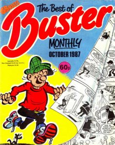 The Best of Buster Monthly #[October 1987] (1987)