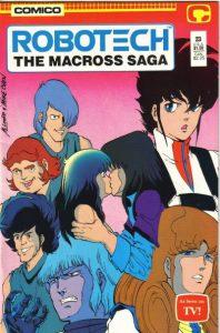 Robotech: The Macross Saga #23 (1987)