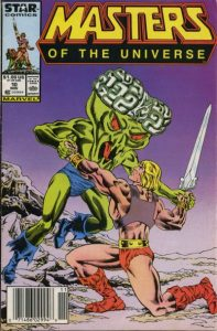 Masters of the Universe #10 (1987)