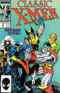 Classic X-Men #15 (1987)