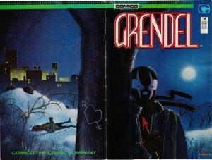 Grendel #14 (1987)