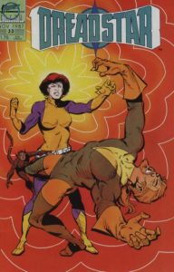 Dreadstar #33 (1987)