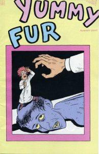 Yummy Fur #8 (1987)