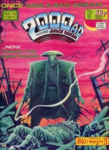 2000 AD #548 (1987)