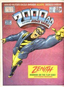 2000 AD #549 (1987)