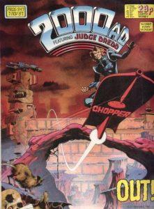 2000 AD #547 (1987)