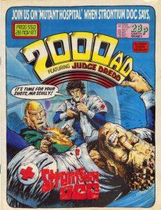2000 AD #550 (1987)