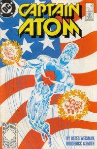 Captain Atom #12 (1987)