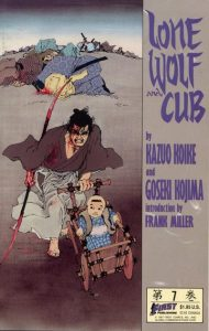 Lone Wolf and Cub #7 (1987)