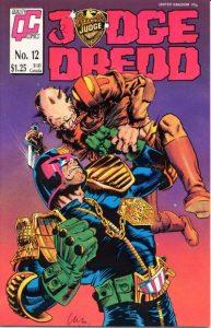 Judge Dredd #12 (1987)